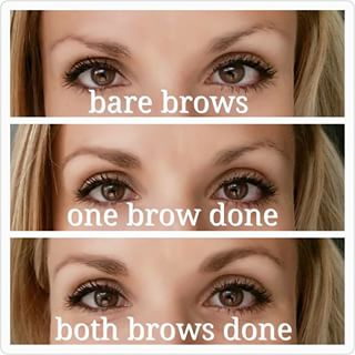 Precision Brow Gel and Liner