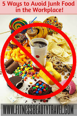 5 Ways to Avoid Junk Food